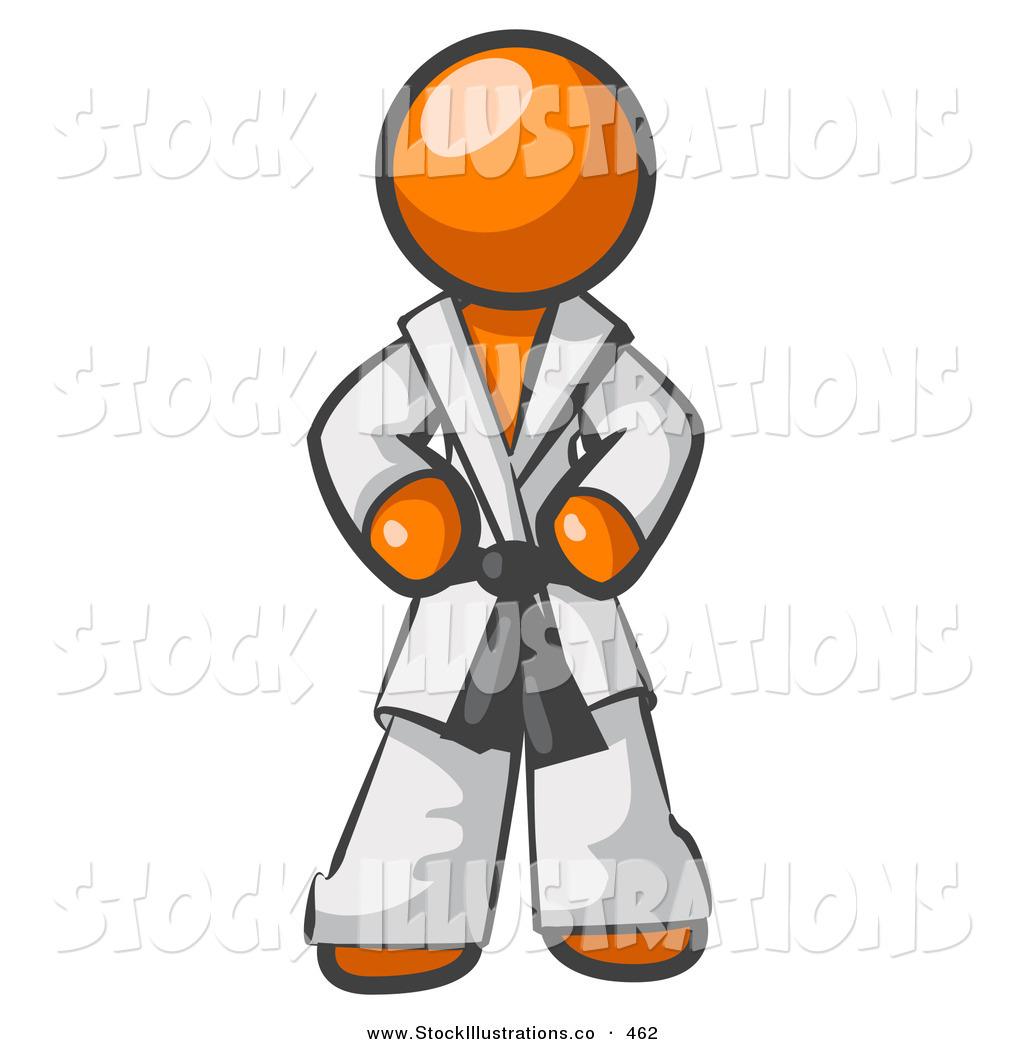 Man In Suit Standing Clip Art.