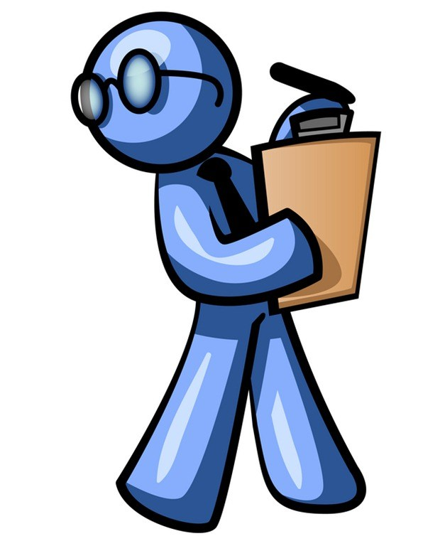 Man with clipboard clipart 4 » Clipart Portal.