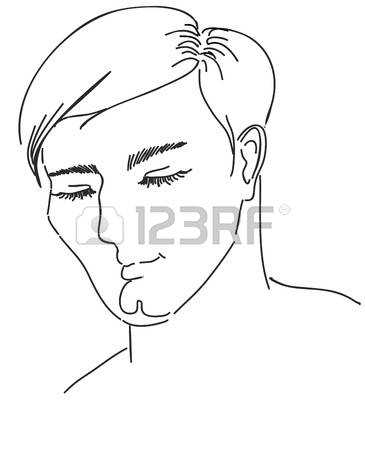 4,438 Eyes Closed Stock Vector Illustration And Royalty Free Eyes.