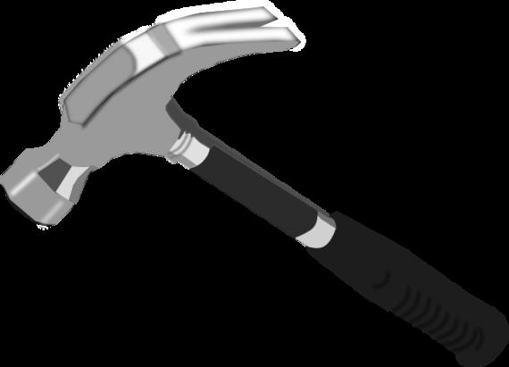 clipart hammer.