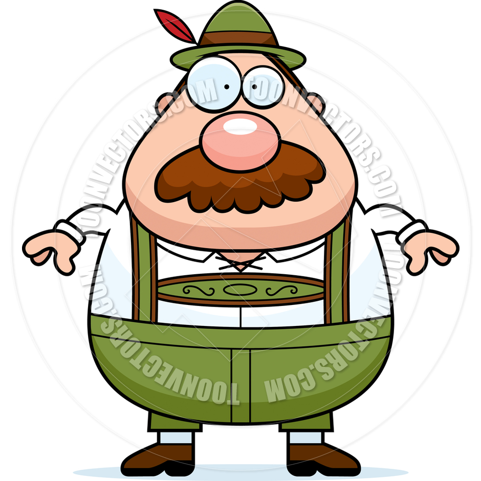 Clipart Man With Mustache.