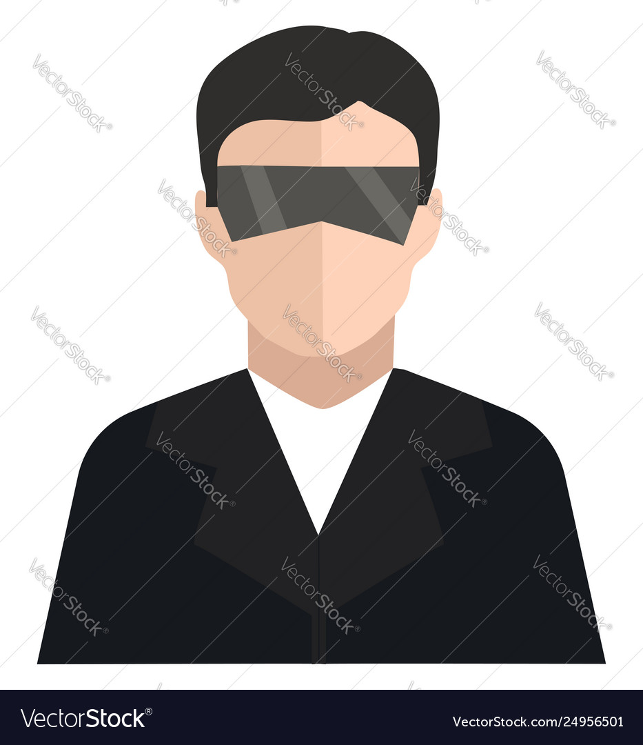 Clipart a stylish man wearing sunglasses or.