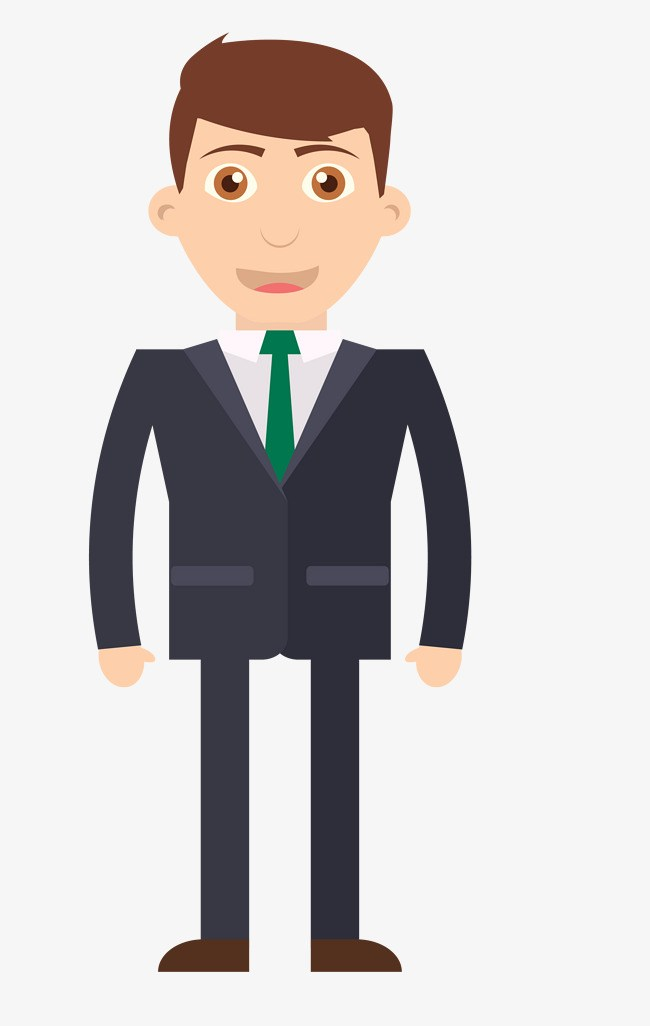 Man with tie clipart 6 » Clipart Portal.