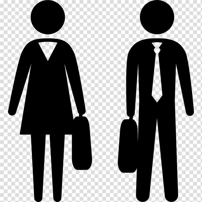 Woman Female Computer Icons Gender symbol , job transparent.