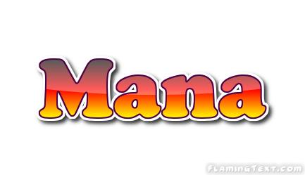 Mana Logo.