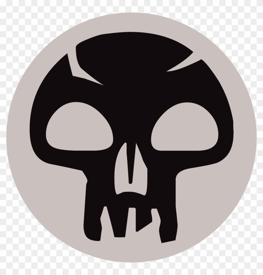 This Free Icons Png Design Of Black Mana.