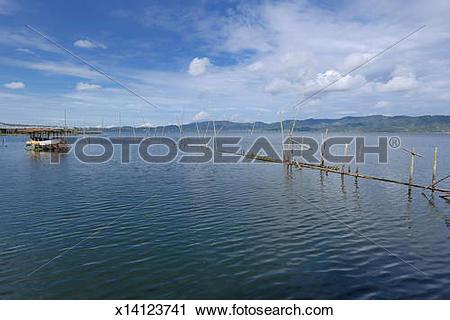 Stock Photography of Tondano Lake Manado x14123741.
