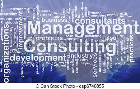 Management Consultant Clipart.