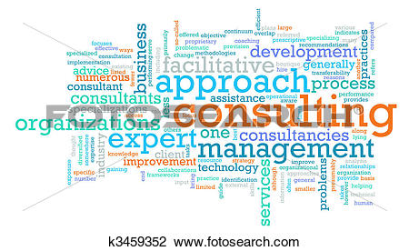 Clip Art of Management Consulting k3459352.