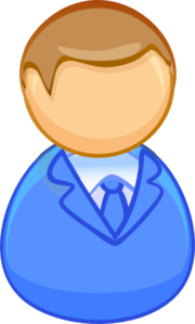 Manager Clipart.