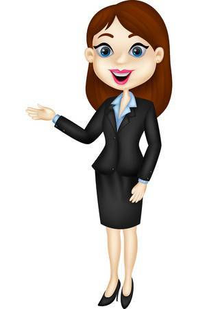 Woman manager clipart 5 » Clipart Portal.