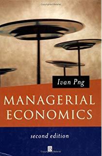 Managerial Economics: 9781138810266: Economics Books.
