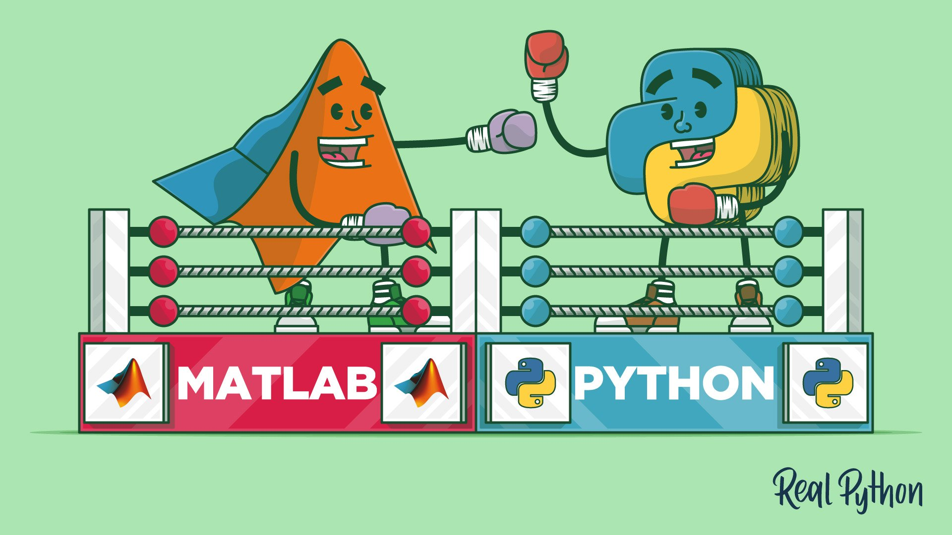MATLAB vs Python: Why and How to Make the Switch.