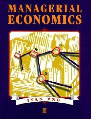 Study Guide to Accompany Managerial Economics / Edition 1.