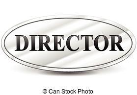 Clip Art of Managing director.