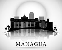 Managua Stock Illustrations.