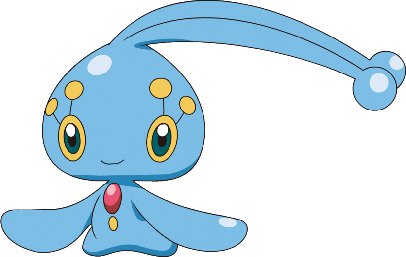 June's Legendary Pokémon is Manaphy.