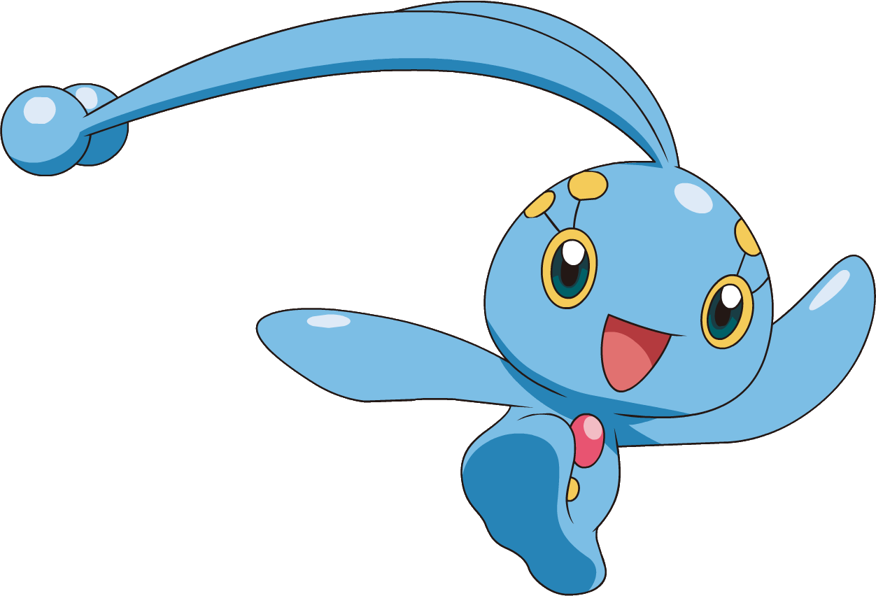 Get June's free Mythical Pokémon, Manaphy, now!.