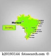 Arena manaus Clipart EPS Images. 5 arena manaus clip art vector.