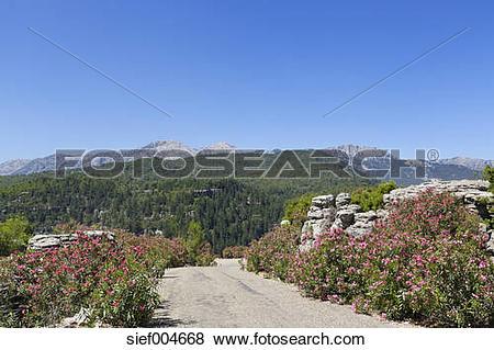 Pictures of Turkey, Antalya Province, Manavgat, Koepruelue Canyon.