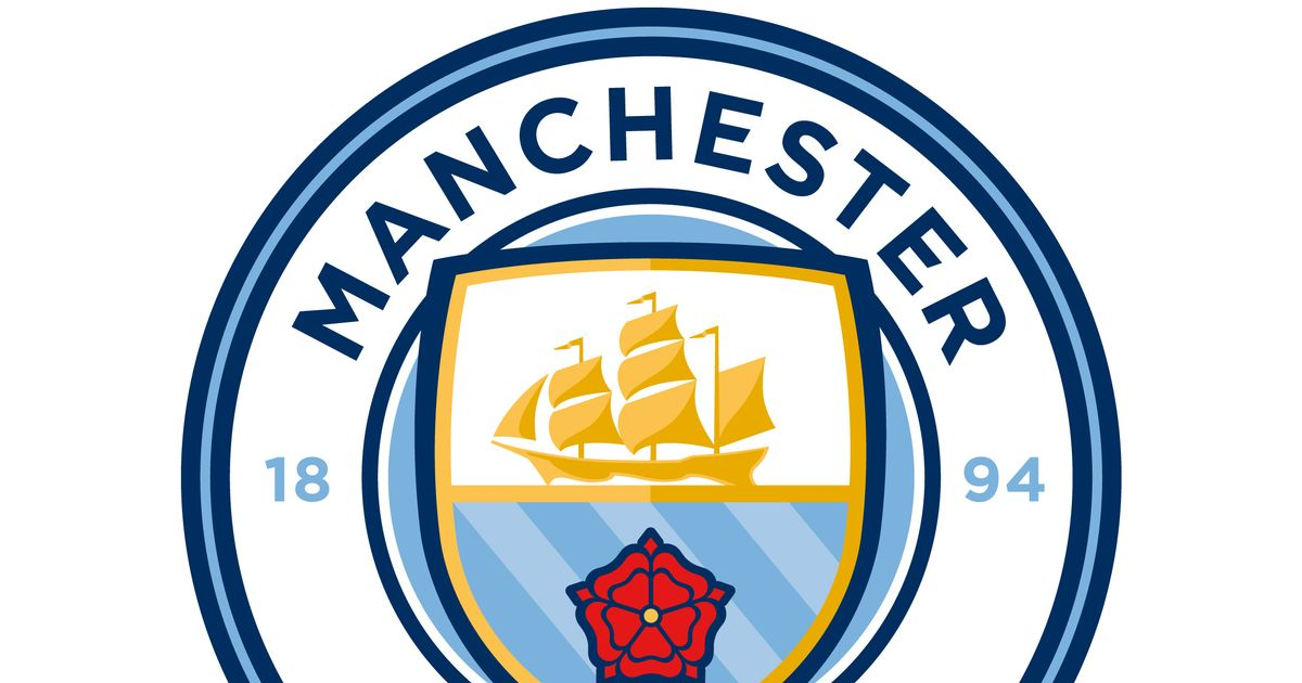 Manchester City new badge released by Intellectual Property Office.