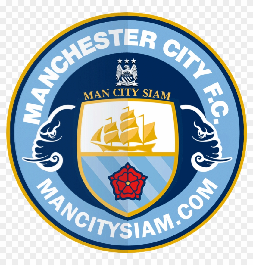 Manchester City Logo Png.