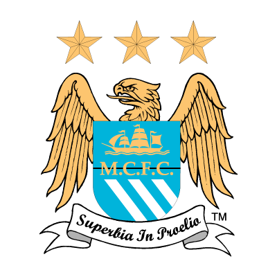 Manchester City logo vector.