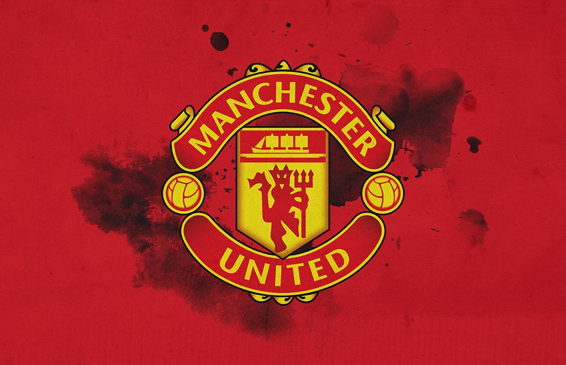 Manchester United Logo.