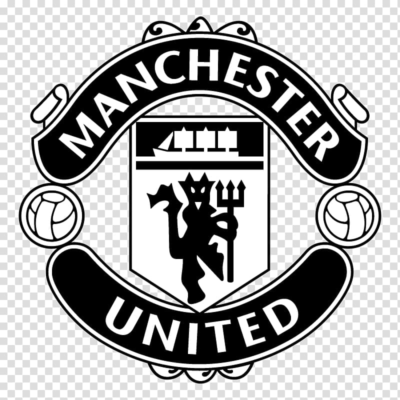 Manchester United logo, Manchester United F.C. Old Trafford.