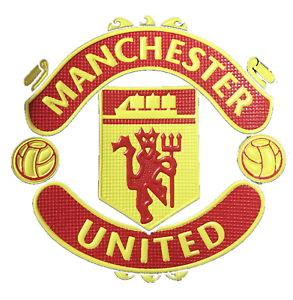Details about UK STOCK Manchester United MUFC Football Old Trafford Iron On  Patch Badge Crest.