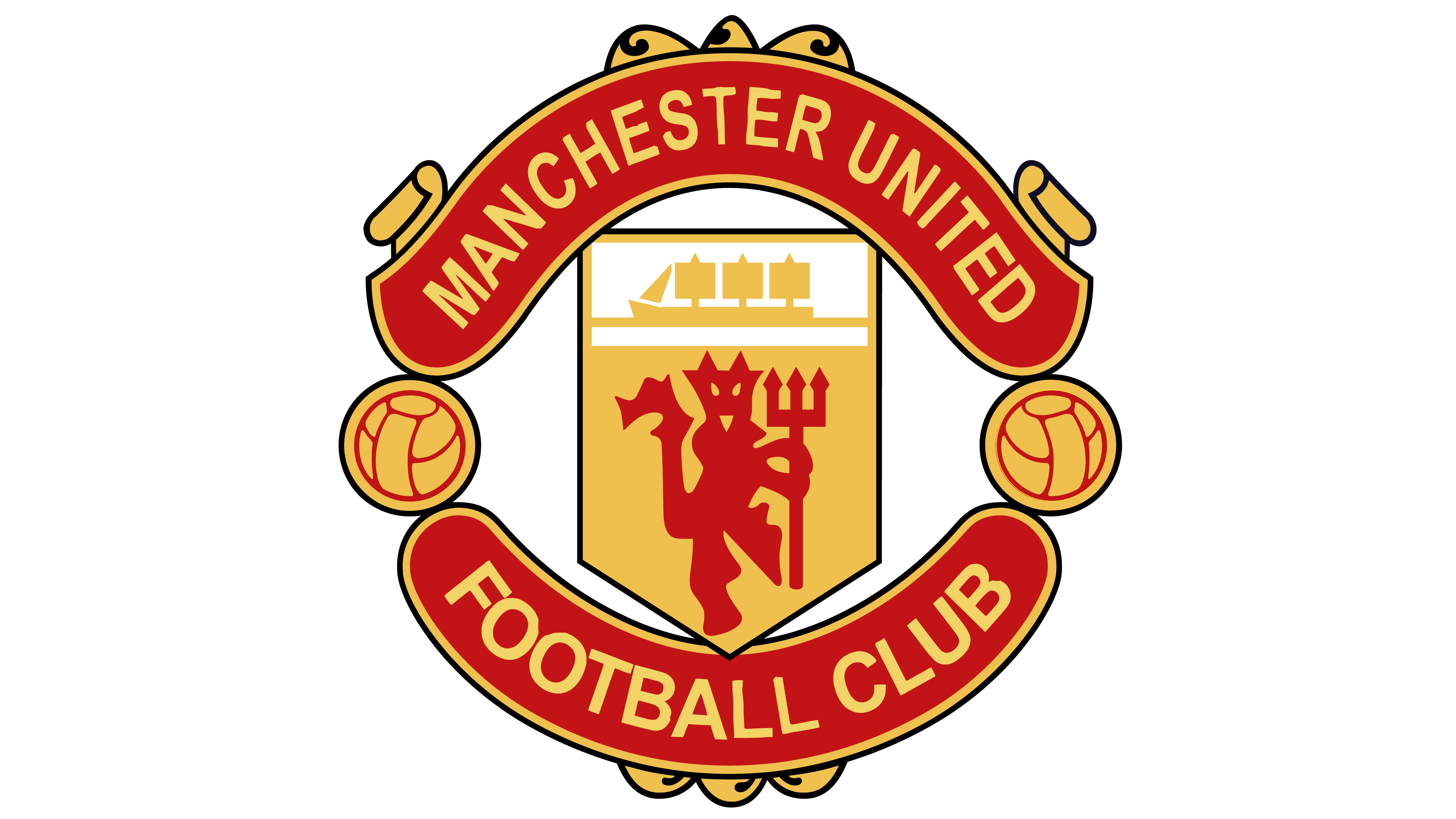 Logos Of Manchester United, Manchester United F.C. PNG.