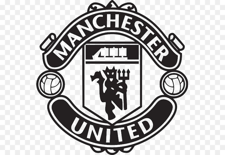 Manchester United Fc Black.