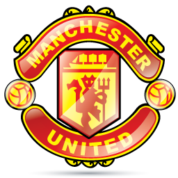 Manchester United (PNG, ICO & ICNS) 256x256.
