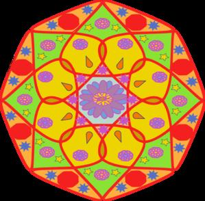 Mandala Clip Art at Clker.com.