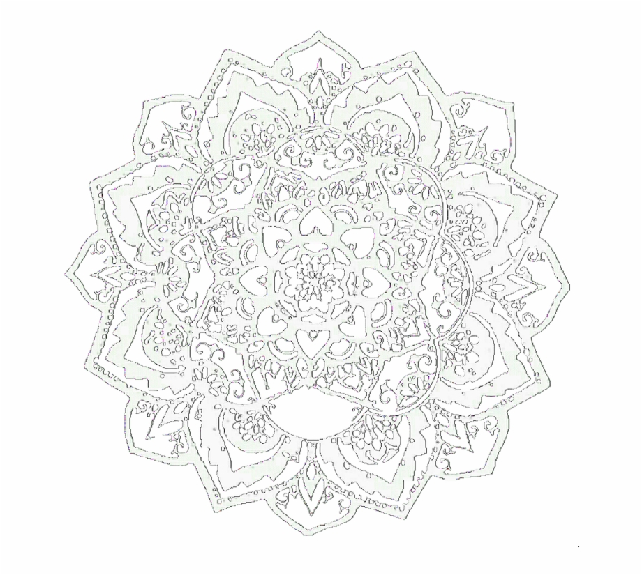 Free Mandala Tumblr Black And White, Download Free Clip Art.