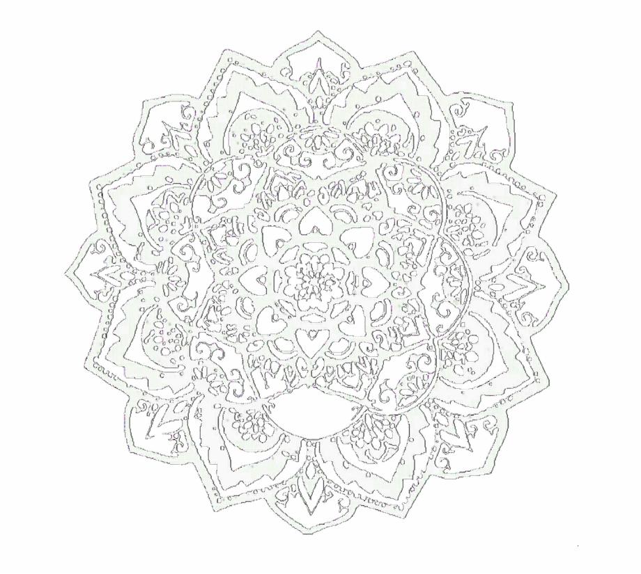 Free Mandala Tumblr Black And White, Download Free Clip Art.