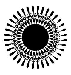 Mandala Simple Clip Art Vector Images (96).