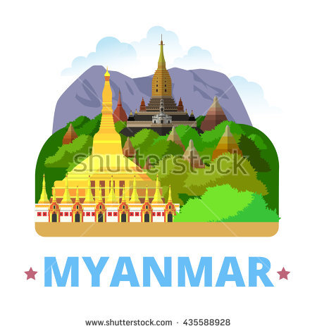 Mandalay Stock Photos, Royalty.