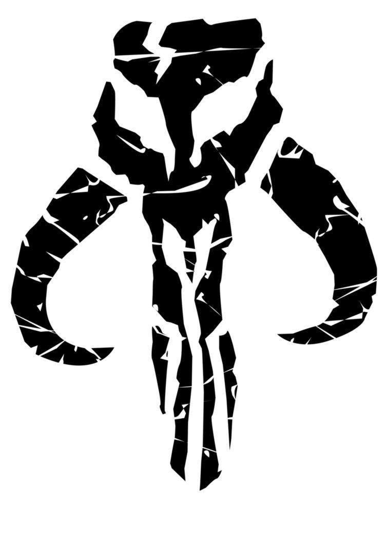 Showing post & media for Bounty hunter symbol.