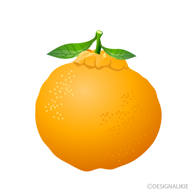 Free Sumo Mandarin Clipart Image|Illustoon.