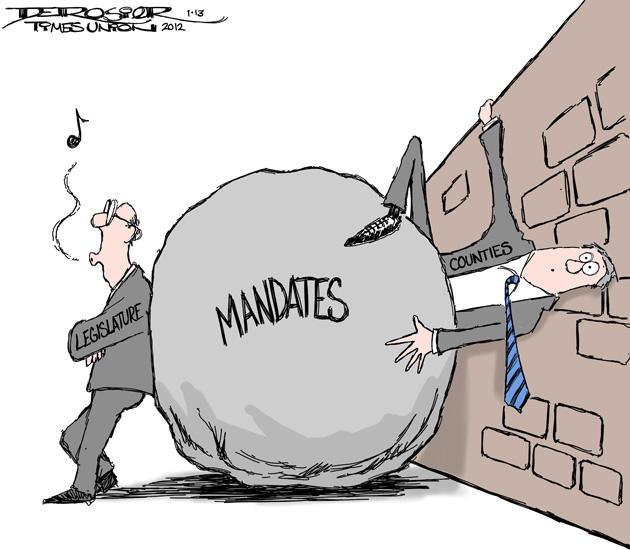 Mandate Clipart.