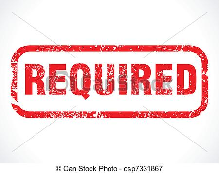 Required Vector Clipart Royalty Free. 1,581 Required clip art.