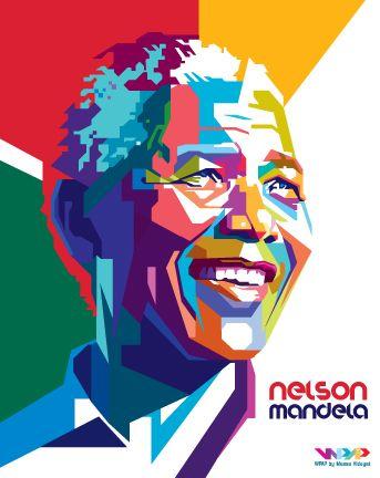 Mandela Clip Art.