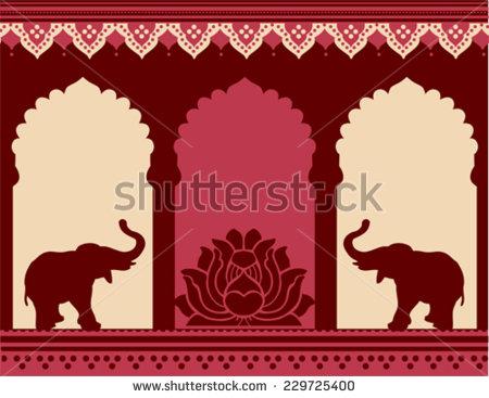 Mandir Gate Design Clipart Clipground