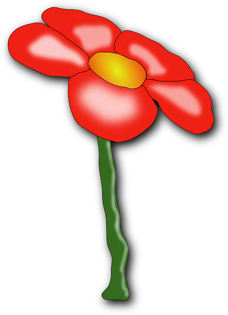 Free vector graphic: Flower, Spring, Weather, Red.