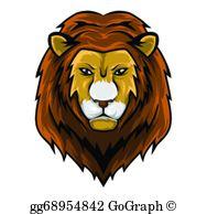 Lion Mane Clip Art.