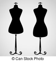 Mannequin Clip Art Vector and Illustration. 3,422 Mannequin.