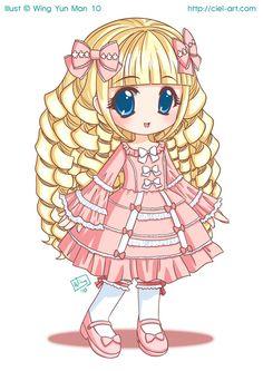 Image Clipart Manga.