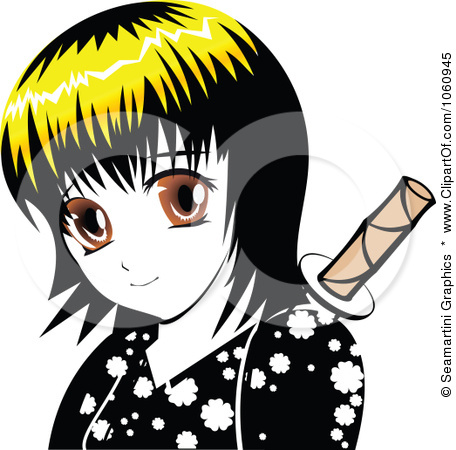 Manga Clip Art Free.
