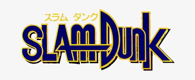 Slam Dunk Manga Logo.
